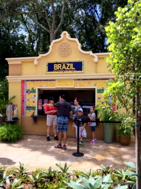 Brazil Booth