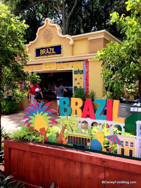 New Brazil Marketplace