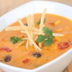 Disney Recipe: Cheesy Enchilada Soup from Disneyland's Jolly Holiday Bakery