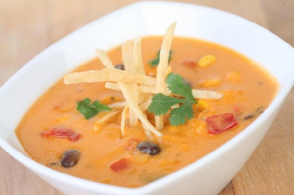 Cheesy Enchilada Soup is a Seasonal Favorite at Disneyland's Jolly Holiday Bakery