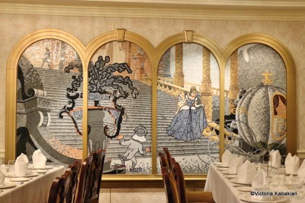 Cinderella mosaic