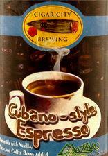 Cuban Espresso Brown Ale