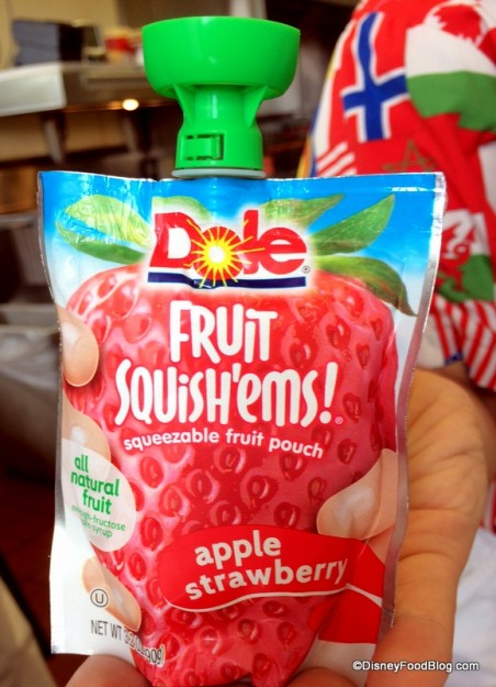 Dole Fruit Squish Ems