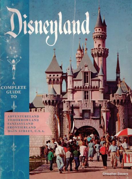 1957 Guide to Disneyland