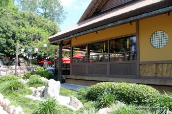 Japan Pavilion epcot katsura grill (1)