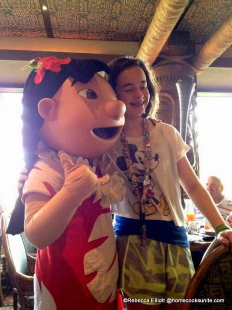 Lilo, Like All the Characters, Made Her Way to Every Table