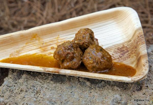 Moroccan Beef Kefta