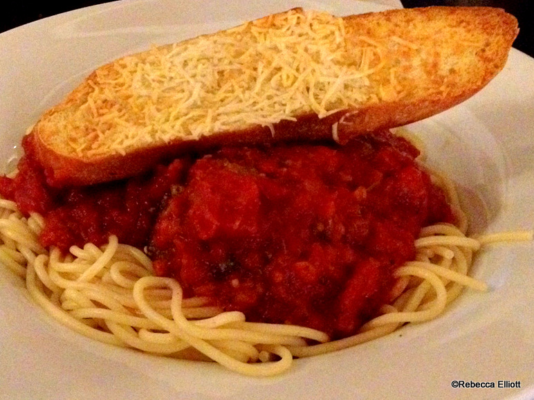 Tony's Town Square Restaurant - Magic Kingdom - Dining Reviews and ...