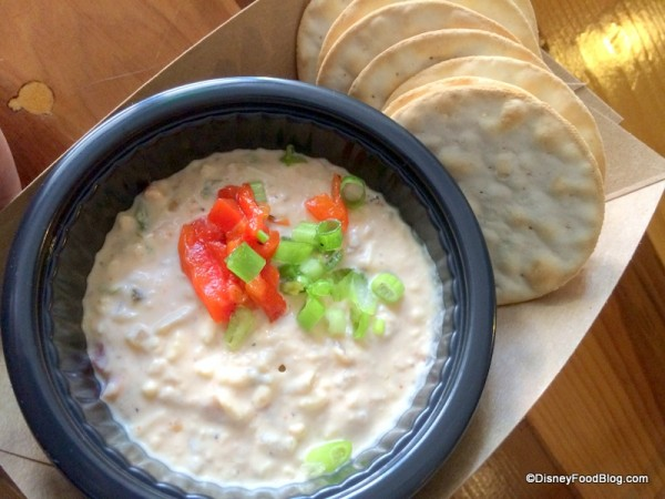 Spicy Pimento Cheese Dip