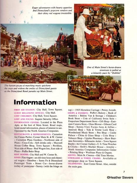 Vintage Main Street USA