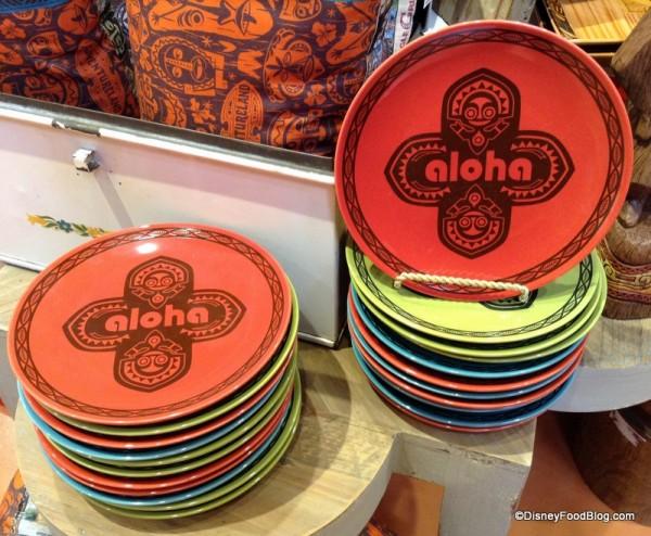 Aloha Plates