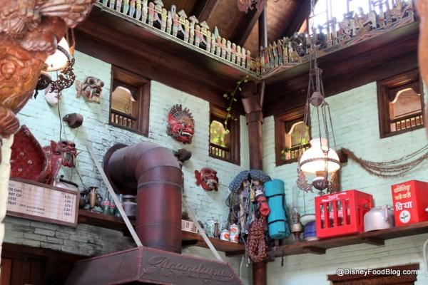 Inside Drinkwallah