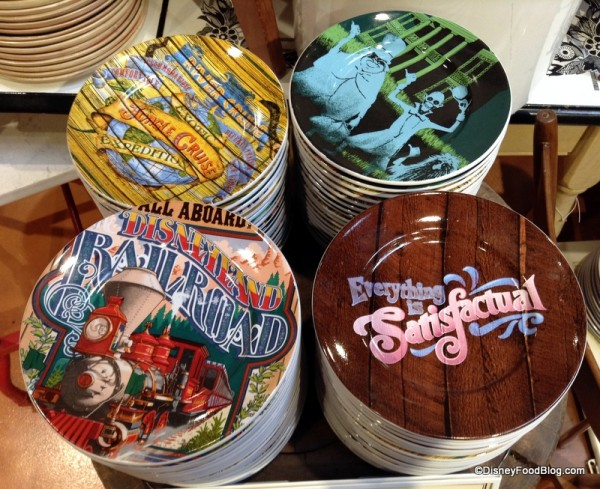Attraction Poster Plates
