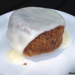 2014 Epcot Food and Wine Festival Recipe: Warm Carrot Cake with Cream Cheese Icing