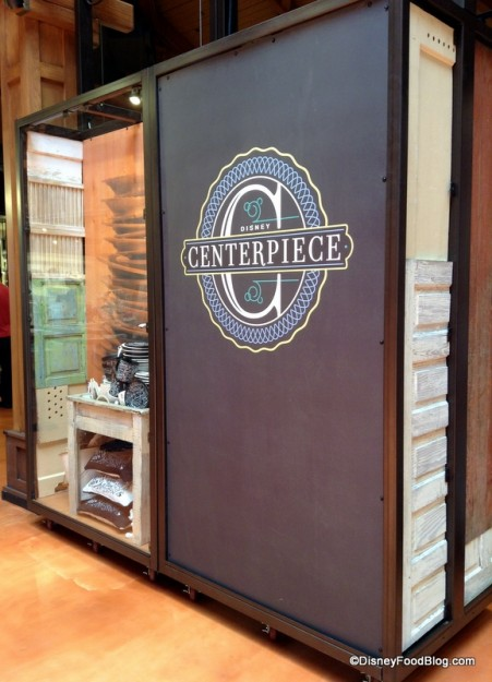 Disney Centerpiece