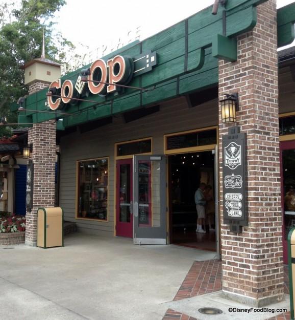 New Marketplace Co-op in Downtown Disney