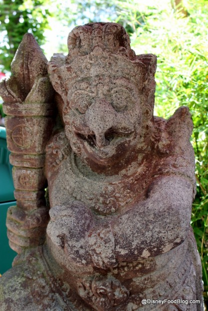 Statue in the Lower Garden