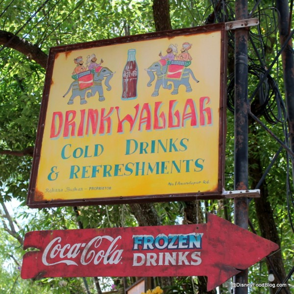 Drinkwallah Sign