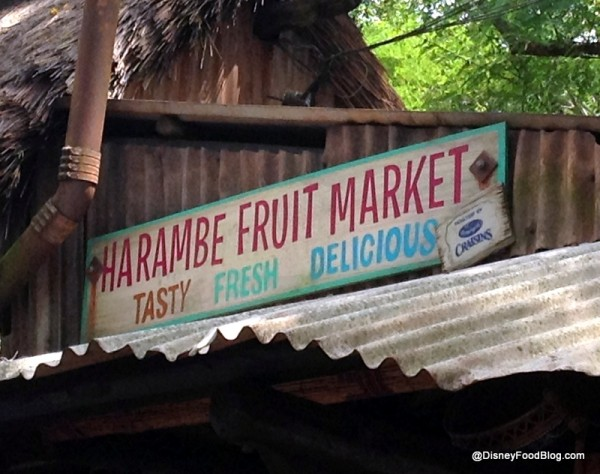 Harambe Fruit Market