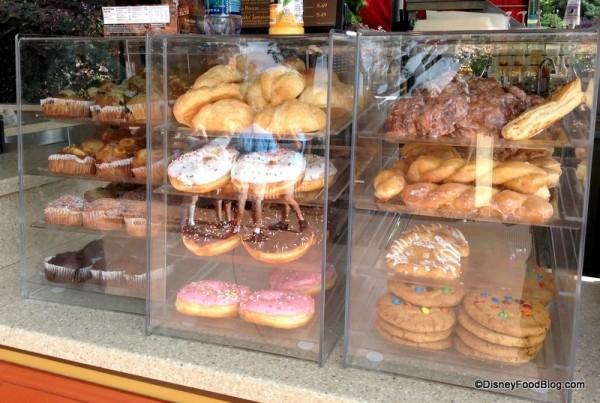 Joffrey's pastry assortment
