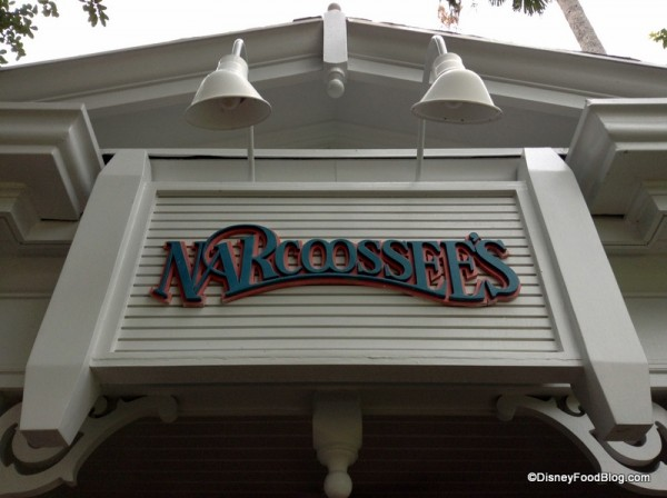 narcoossees sign