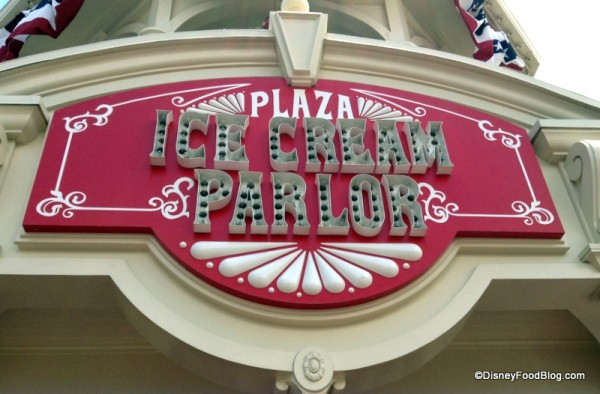 Plaza Ice Cream Parlor