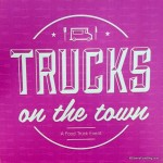 """""""Trucks on the Town"""" Food Truck Event Coming to Disney World's Downtown Disney on June 21st!"""