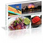 """The """"DFB Guide to the 2014 Epcot Food and Wine Festival"""" Grand Launch and Discount!"""