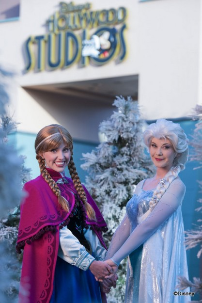 Frozen Comes to Disney's Hollywood Studios!