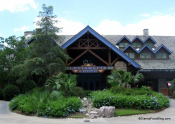Blizzard Beach Lottawatta Lodge