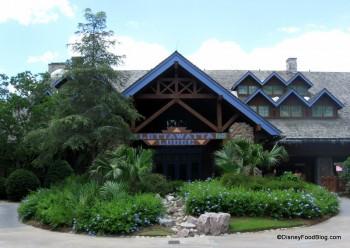 Blizzard Beach Lottawatta Lodge