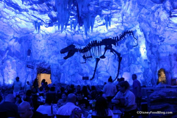 Changing Lights During the Ice Age