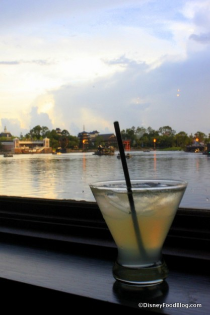 Classic Margarita with a View