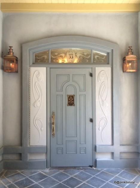 Club 33 Entrance