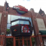 Dining in Disneyland Review: Summer Menu Items at Downtown Disney's ESPN Zone
