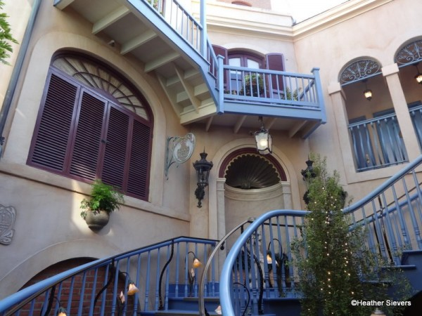 Court of Angels -- The New Club 33 Entrance
