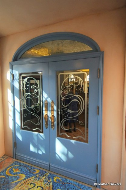 Main Entrance to Club 33