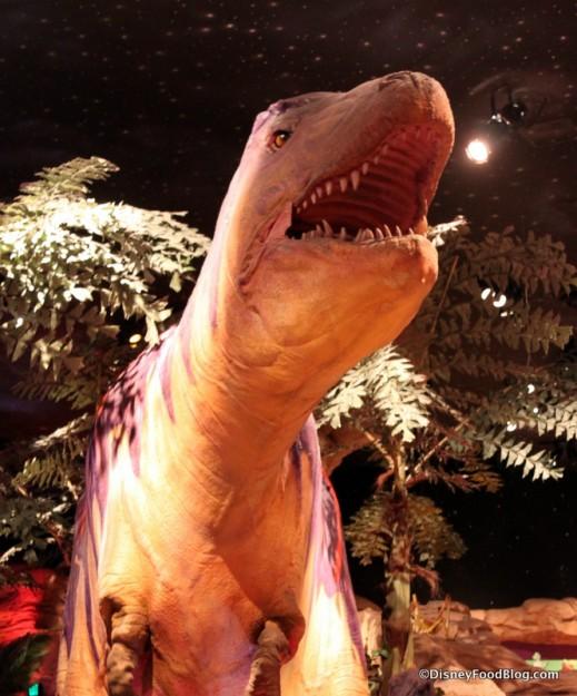 T-Rex Himself!