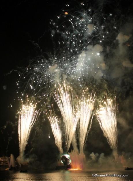 Fireworks 2 La Hacienda de San Angel