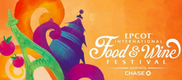 Food & Wine Festival 2014 Graphic