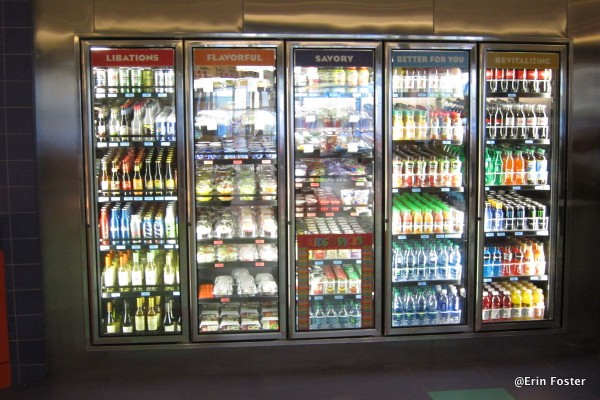 Grab and Go Beverages