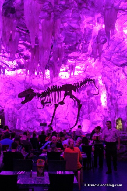 Another Color in the Ice Age Light Show