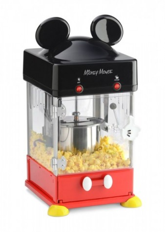 Pop your favorite snack with Mickey!