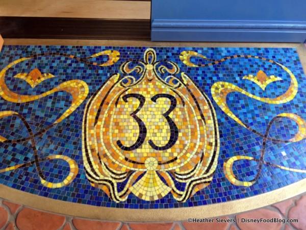 33 Mosaic