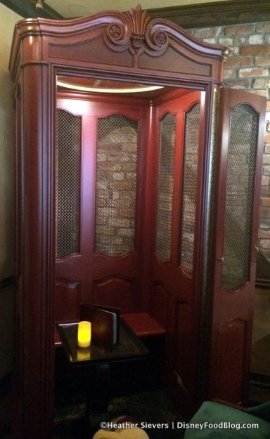 The original Club 33 Lift