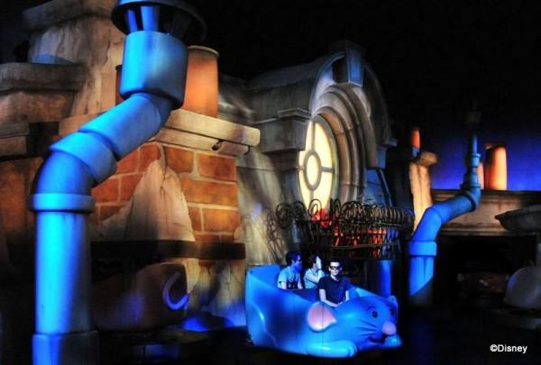 L'Aventure Totalement Toquée de Rémy -- The New Ratatouille-Themed Attraction at Disneyland Paris
