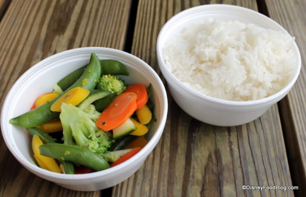 Rice and Steamed Vegetables Katsura Grill (7)