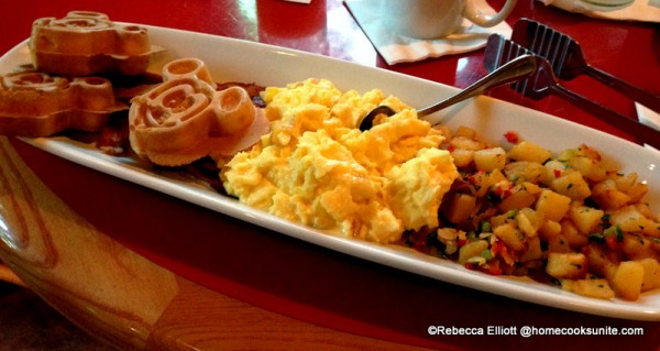 The Breakfast Platter, Which You Can Customize to Include Only Your Favorites