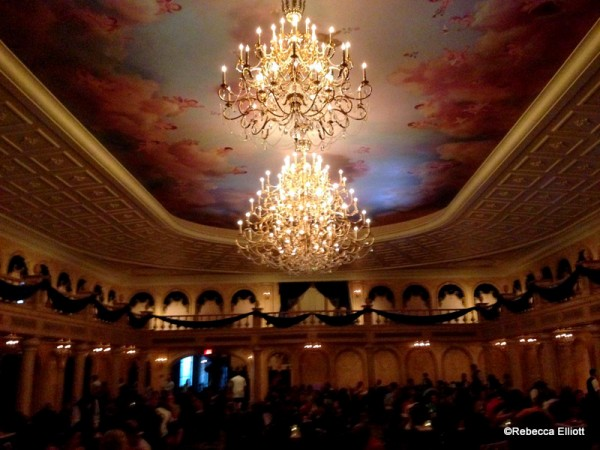 The Dramatic Ballroom