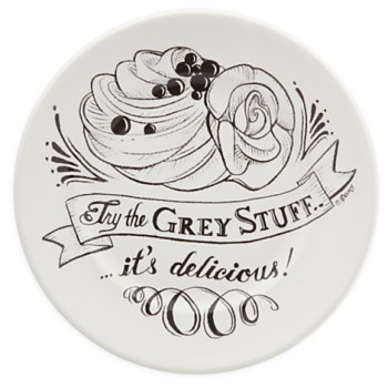 The Grey Stuff Plate